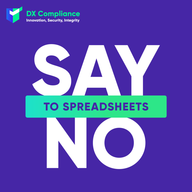 Say no to spreadsheets for analyzing transaction monitoring